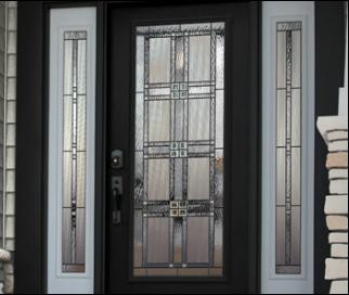 Glass Entry Door Installation, North Denver