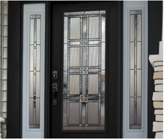 Glass Entry Door Installation, North Denver