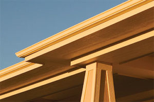 House Siding: Soffit in North Denver